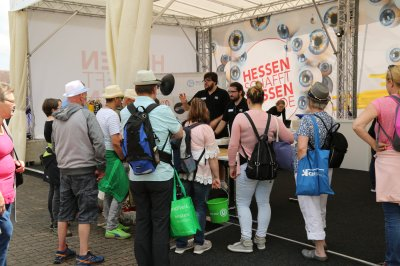 Hessentag 2018 superconductor